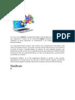 Software, hardware, disp, entrada salida y almacenamiento.docx