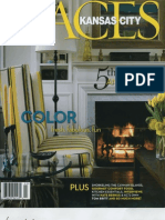 Spaces Magazine, February, 2010, Thomas Britt
