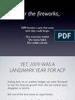 2009 ACP Annual Report