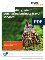 An Essential Guide to Purchasing Business Travel Services-Knowledge How To