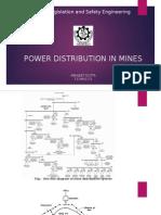 Mine Power Distribution