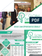 Lima GE Opportunities