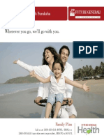 Brochure - Future Generali Health Suraksha -Family Plan.