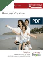 Brochure - Future Generali Health Suraksha -Family Plan.