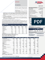 CRISIL Research Ier Report Hero Motocorp Q4FY15fc