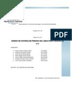 Proyecto Sistema de Pedidos en Línea Para CADINSA de CV
