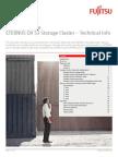Best Practice Eternus Dx s3 Storage Cluster