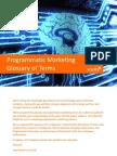 AcuityAds Programmatic Marketing Glossary 2014
