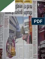 Blic 21.5.2015 - Agencija uzvraća udarac
