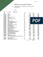 Excel Precios