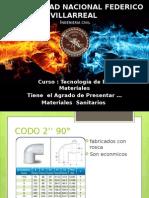 Expo de Materiales Sanitarios