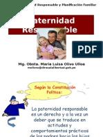 2 Paternidad y Maternidad  Responsable