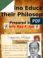 Filipino Educators