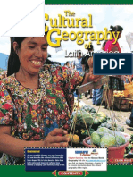 cultural geo of Latin America
