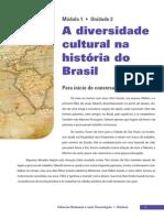 Diversidade Cultural Brasil