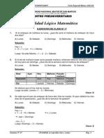 Solucionario Semana 17 - Ciclo Especial Básico 2014-II