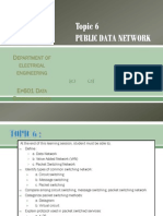Topic 6 Data Network (Part 1)