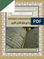 Initiation a La Lecture Du Coran