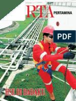 warta pertamina (HSE)
