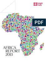 African Continent Report 2013