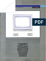 Philips8802 8833 operational manual