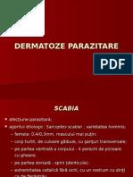 Curs 3 Dermatoze Parazitare