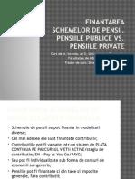 Pensii Publice vs. Pensii Private