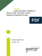 System Platform Getting Started