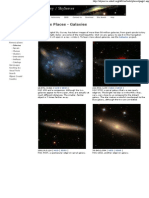 SDSS-III SkyServer Famous Places