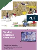 Ed in Flanders En