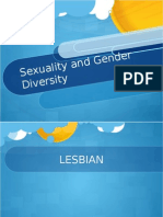 Sexuality and Gender Diversity