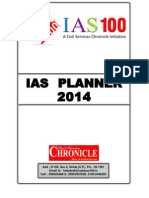 IAS Planner 2014