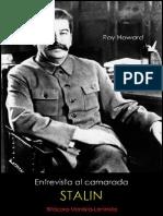 Iósif Stalin; Entrevista de Roy Howard al camarada Stalin, 1936.pdf
