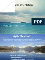 Agile Orientation Courseware