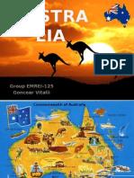 Australia Prezentation