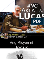 2nd Quarter 2015 Lesson 8 Tagalog Powerpoint Presentation