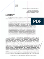 Respuesta Fiscalía de Veracruz
