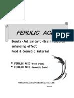 Ferulic acid 1.2 ST