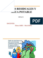 Ppt Aguas Residuales Sesion 9