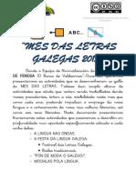 Letras Galegas 14-15