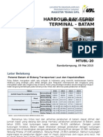Lap Fieldtrip-Harbour Bay Batam