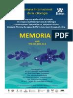 Memorias Semana Internacional de la Ictiología Morelia 2014