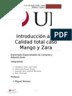 Zara y Mango