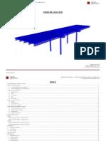 Final Course Project (Structures) - Road bridge