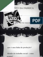 Aula 2 - Cap 3 - O Apito Da Fábrica - Divisão Social Do Trabalho - Emile Durkheim
