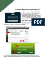 XBOOT – Multiboot ISO USB Creator (Windows) _ USB Pen Drive Linux