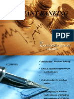 Merchant Banking1