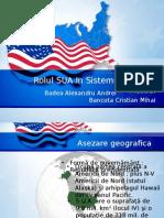 Rolul SUA in Sistemul Mondial Actual