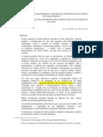 HESPANHA, Antonio M. O Direito No Início Da Era Moderna e a Imaginação Antropológica Da Antiga Cultura Europeia.