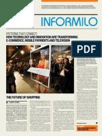 Informilo Magazine Dld Munich 2013